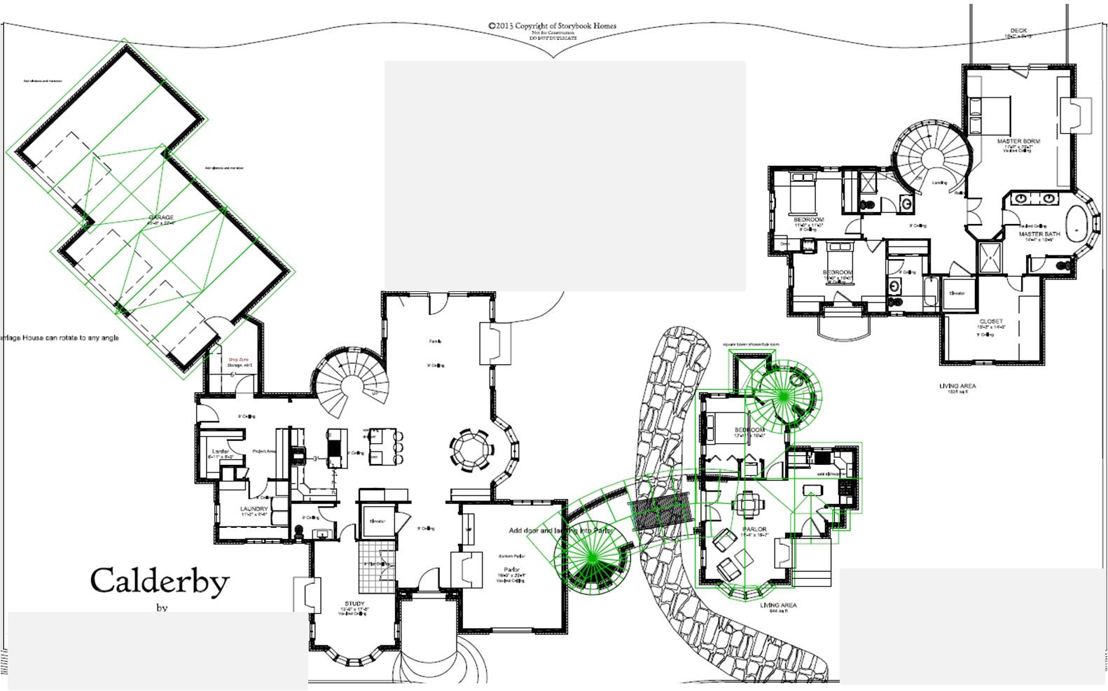 28 Wonderful Storybook Homes Floor Plans Home Plans