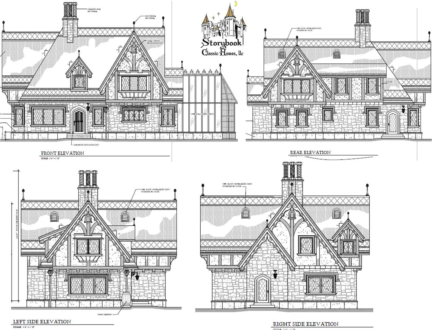 Storybook Style House Plans 100  Custom Home Floor Plans Free   Garage Floor Coatinggarage