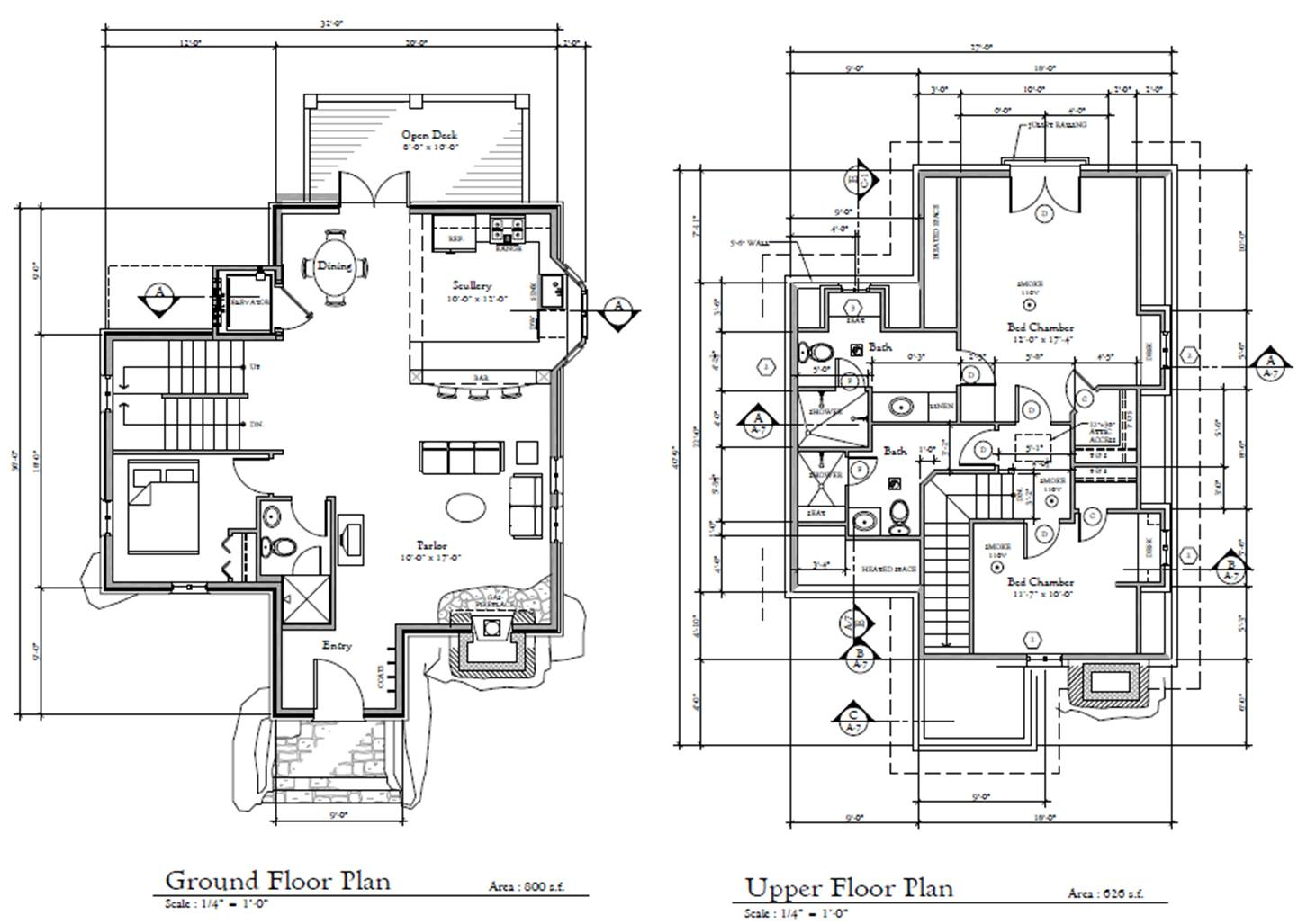 1000 Images About English Cottages House Plans Design