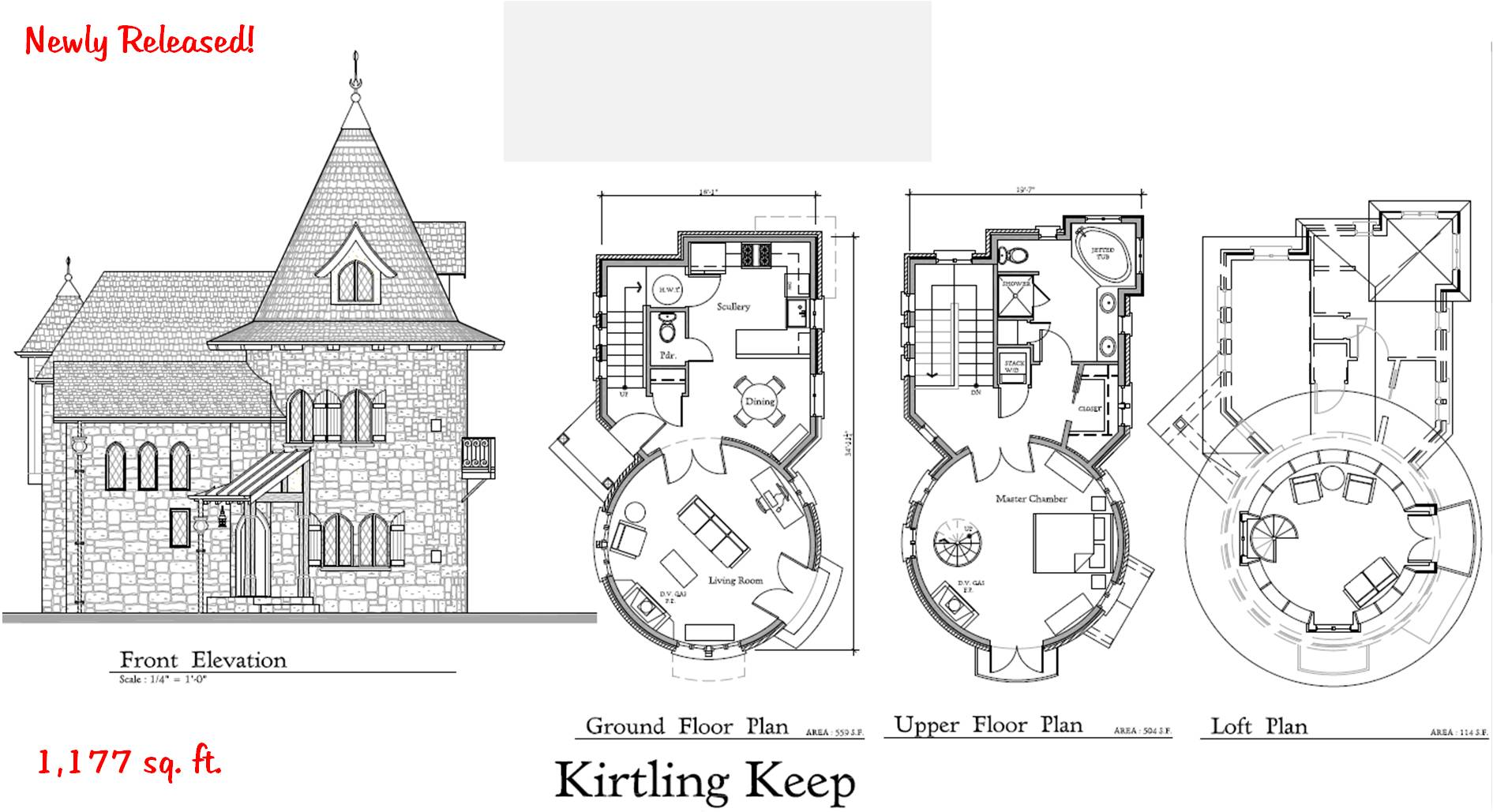 1000 Images About Vintage House Plans Storybook On