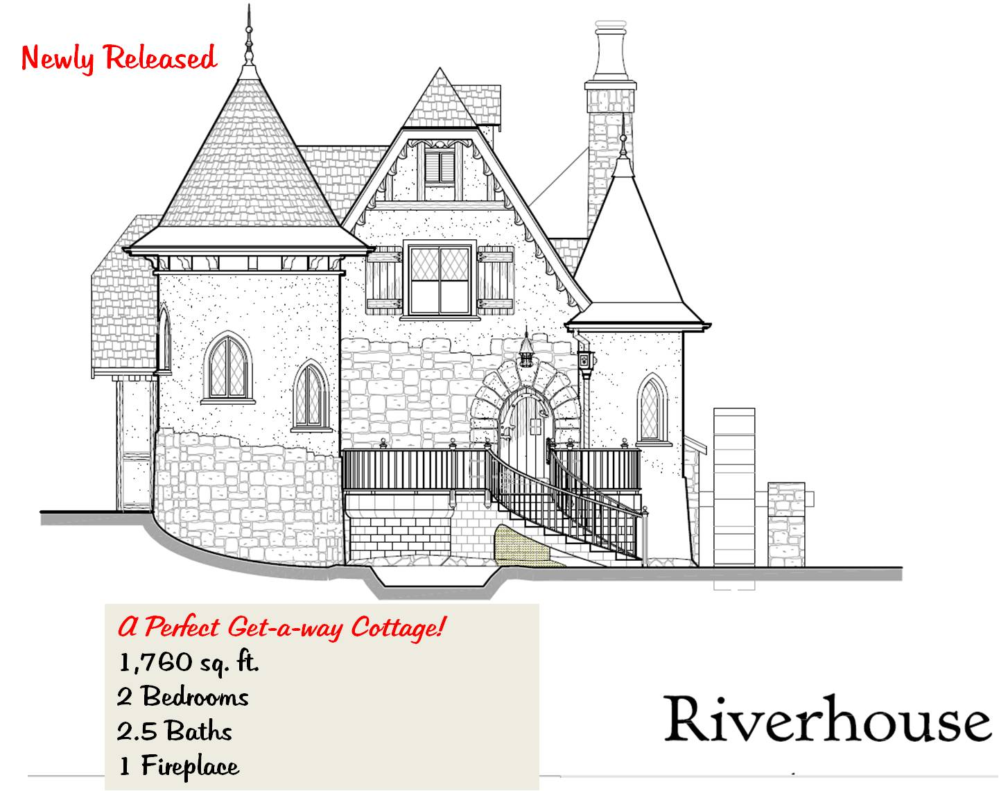 In Law House Plans New Custom Homes In Maryland Authentic Storybook Homes
