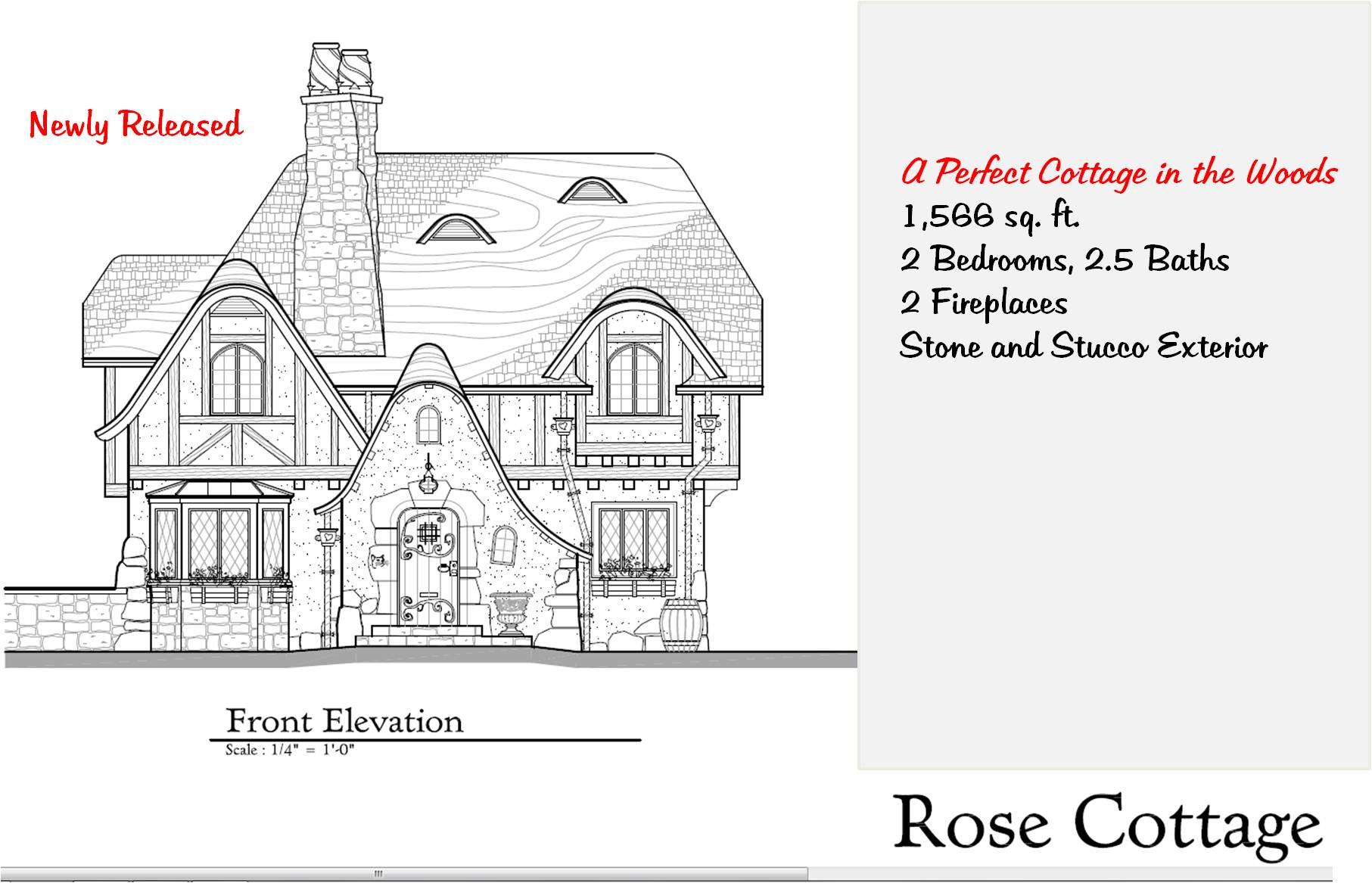 Storybook House Plans Joy Studio Design Best