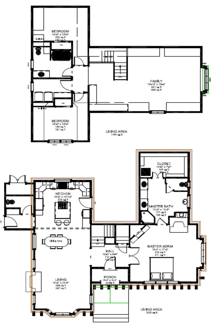 Storybook cottage house plans home mansion Storybook cottages floor plans
